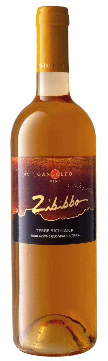 Zibibbo Fortified Wine Terre Siciliane IGP bottle